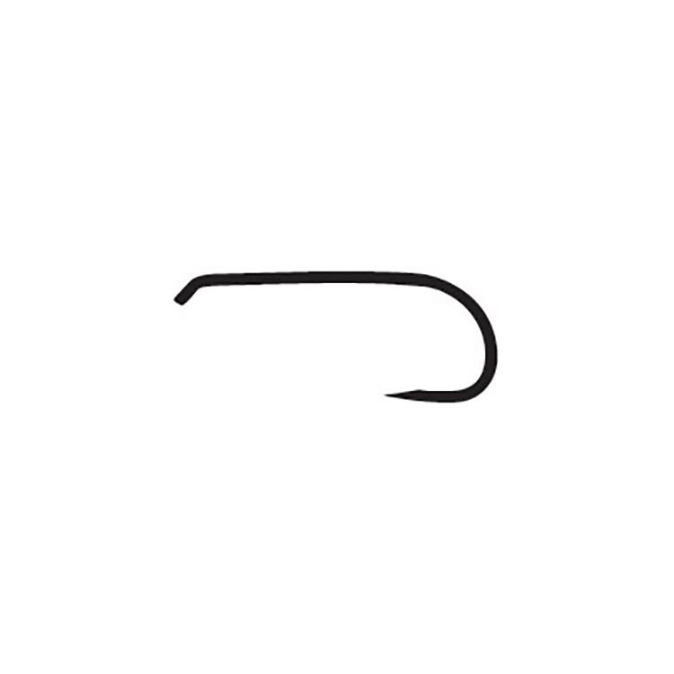 Tiemco TMC 100BL Standard Barbless Dry Fly Hook