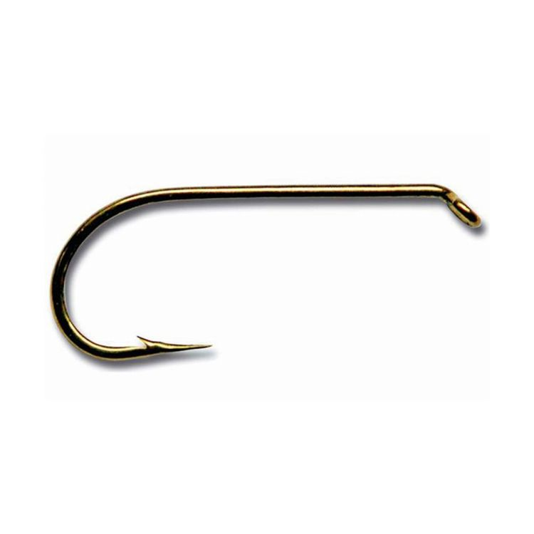 Mustad R50X-94845 50 pack Signature Barbless Dry Fly Hook