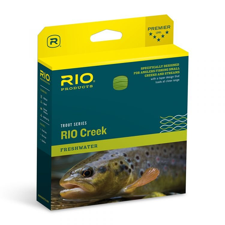 RIO Creek Trout Fly Line