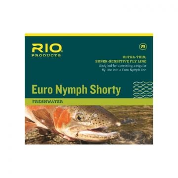 RIO Products Euro Nymph Shorty Fly Line