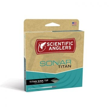 Scientific Anglers Sonar Titan Taper Textured Fly Line - Int / Sink 3 / Sink 6