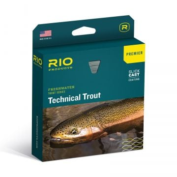 RIO Premier Technical Trout Fly Line