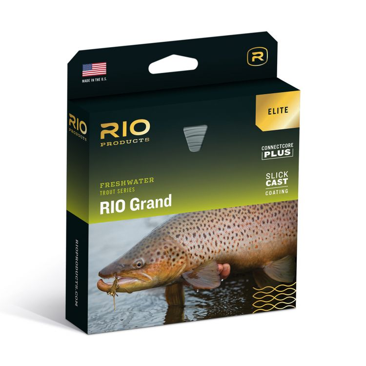 RIO Products Elite Rio Grand Fly Line