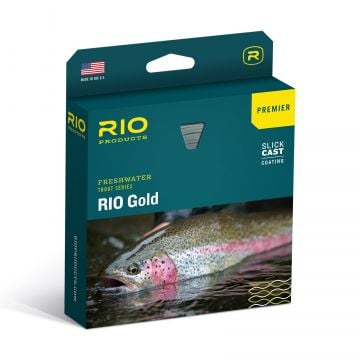 RIO Products Premier Rio Gold Fly Line