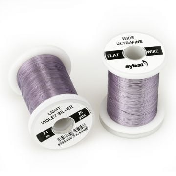 Sybai Flat Color Wire Wide Ultrafine Size