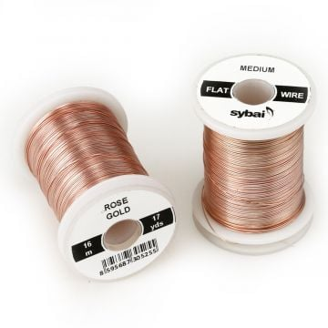 Sybai Flat Color Wire Medium Size