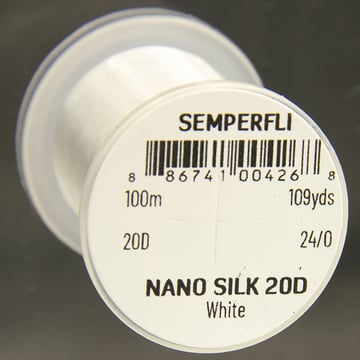 Semperfli Nano Silk Thread 24/0