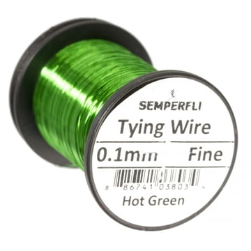 Semperfli Tying Wire - 0.1mm Size