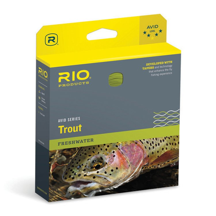 RIO Avid Trout 24ft Sink Tip Fly Line