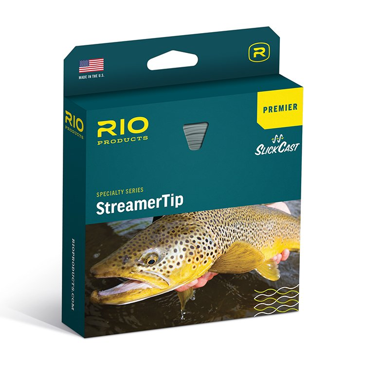 RIO Premier Streamer Tip Fly Line - Intermediate