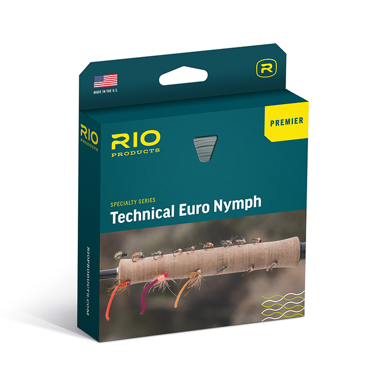 RIO Technical Euro Nymph Fly Line