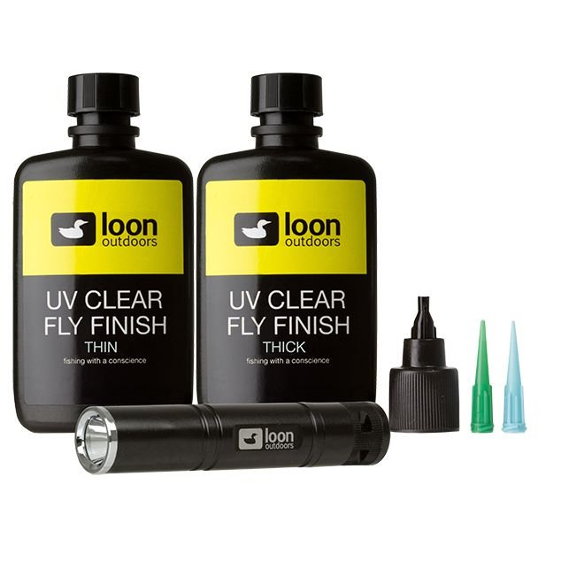 Loon Outdoors UV Fly Tying Kit