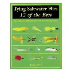 Deke Meyer Tying Saltwater Flies: 12 of the Best_D_