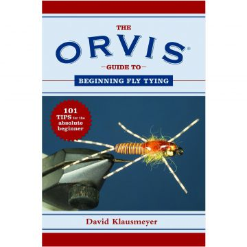 David Klausmeyer Orvis Guide to Beginning Fly Tying _D_