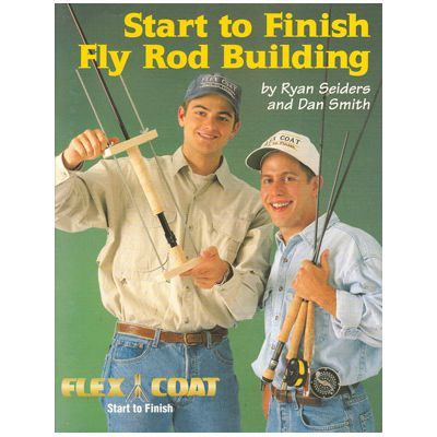 Ryan Seiders and Dan Smith Start to Finish Fly Rod Building