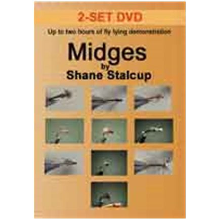 Shane Stalcup Midges (2 DVD Set)