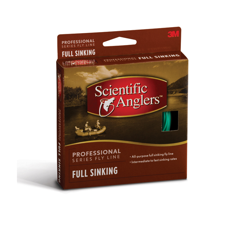 Scientific Anglers Professional Full Sinking Fly Line _D_