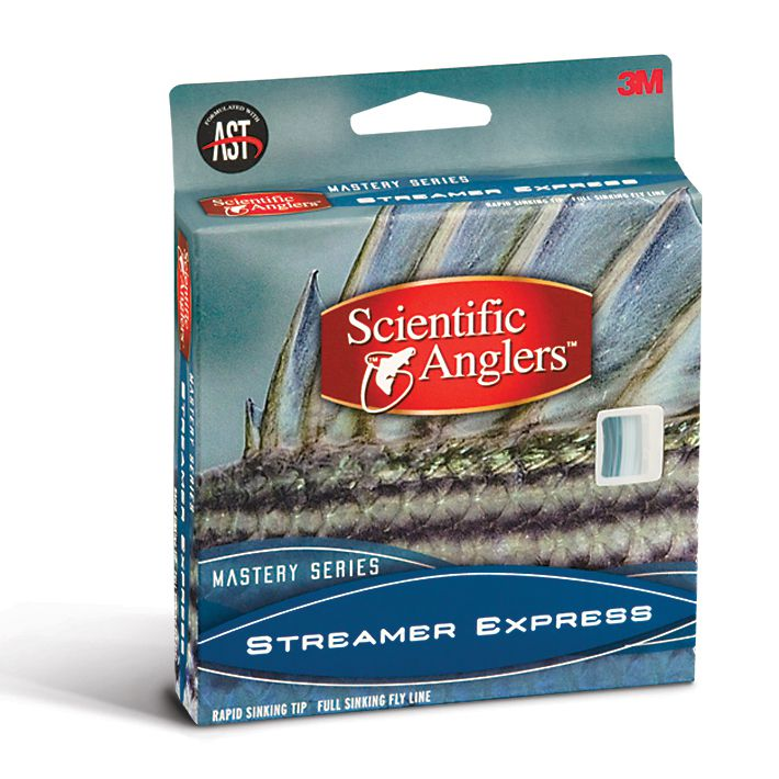 Scientific Anglers Mastery Streamer Express Clear Tip Fly Line