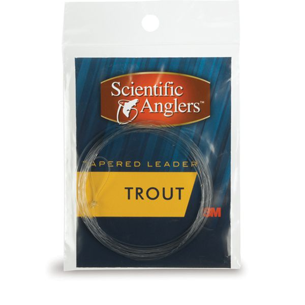 Scientific Anglers Trout Tapered Leader