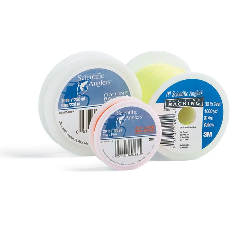 Scientific Anglers System Fly Line Backing