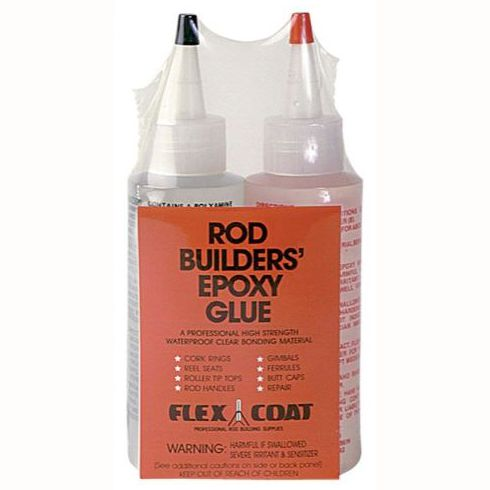 Flex Coat Rodbuilders Epoxy Glue