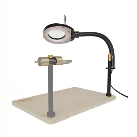 NORVISE Fly Tying Lamp/Magnifier