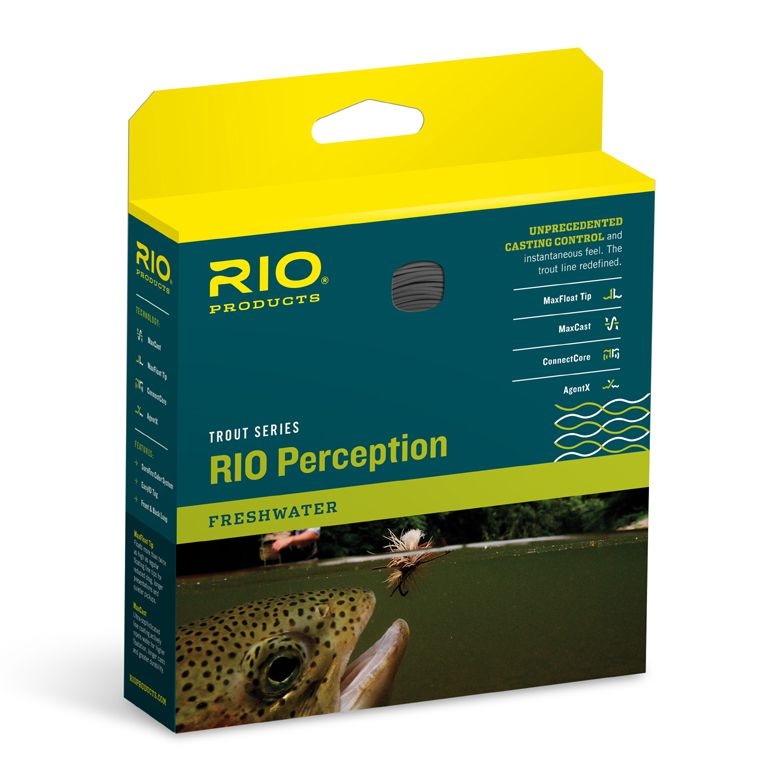 RIO Products Perception Fly Line