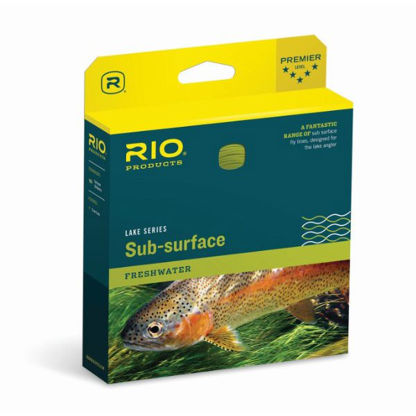 RIO Products AquaLux Fly Line