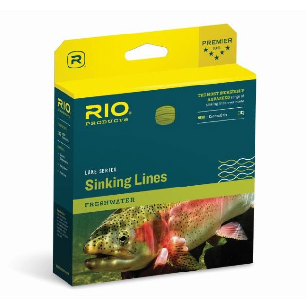 RIO InTouch Deep Sinking Fly Line