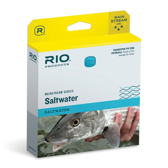 RIO Products MainStream Saltwater Fly Line