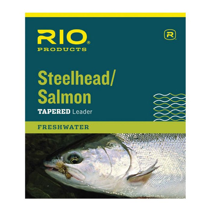 RIO Products Steelhead/Salmon Tapered Leader