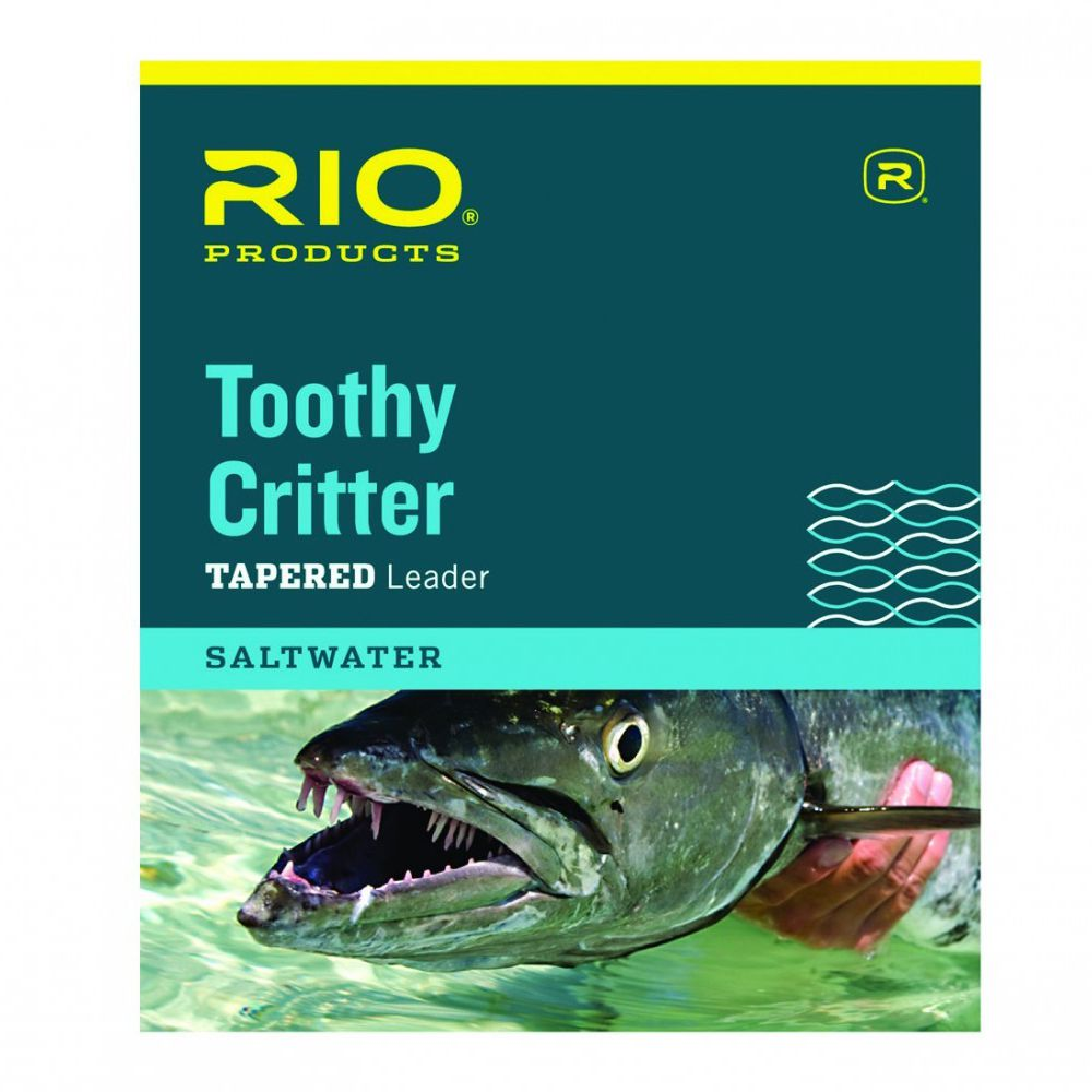 RIO Products Toothy Critter Tapered Leader