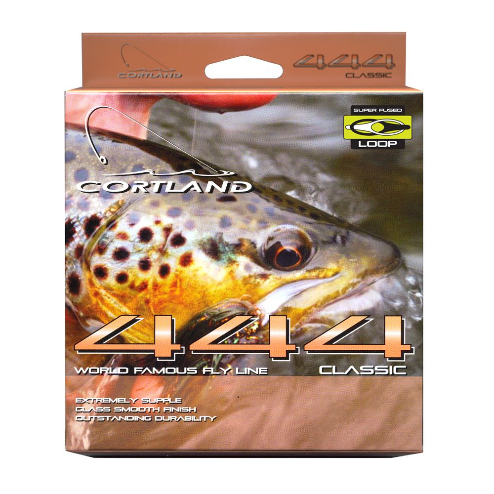 Cortland Line 444 Classic Sinking Fly Line