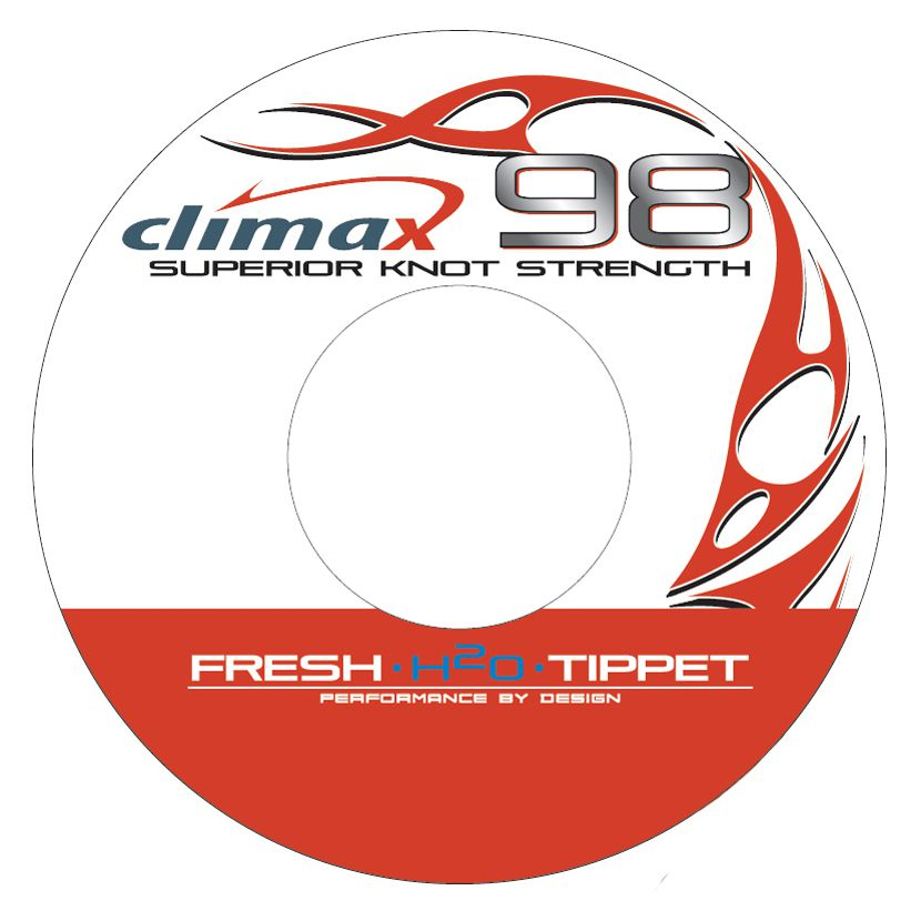 Cortland Line Climax 98 Trout Tippet (30M)