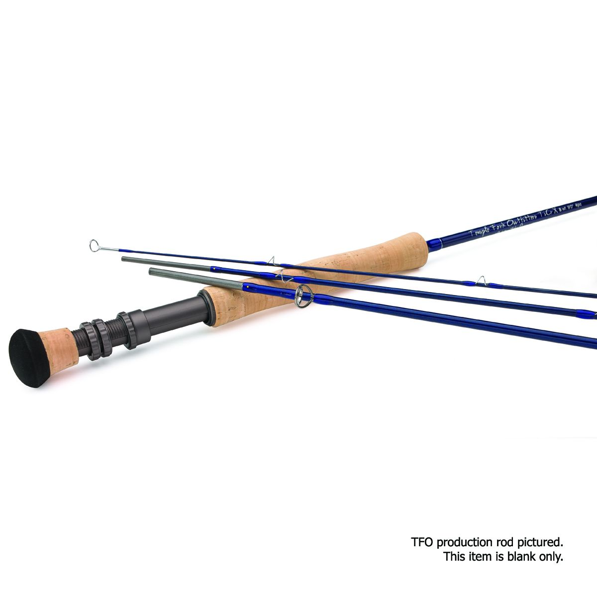 Temple Fork Outfitters TiCr X Fly Rod Blank