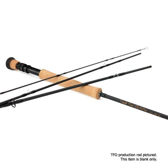 Temple Fork Outfitters Professional Fly Rod Blank