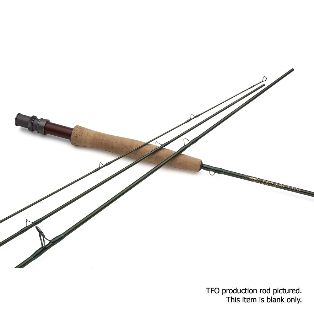 Temple Fork Outfitters Finesse Fly Rod Blank