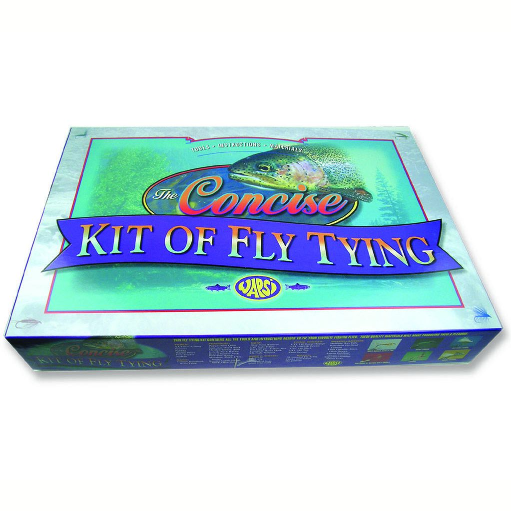 Wapsi Concise Fly Tying Kit _D_