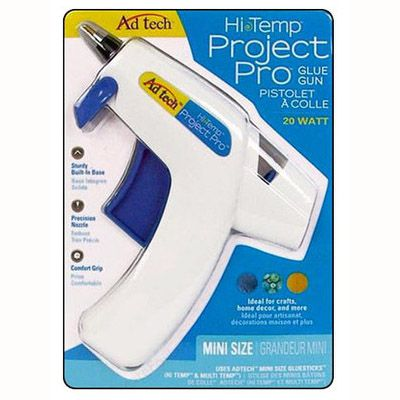 Hareline Pro Needle Mini Glue Stick Gun 5/16""