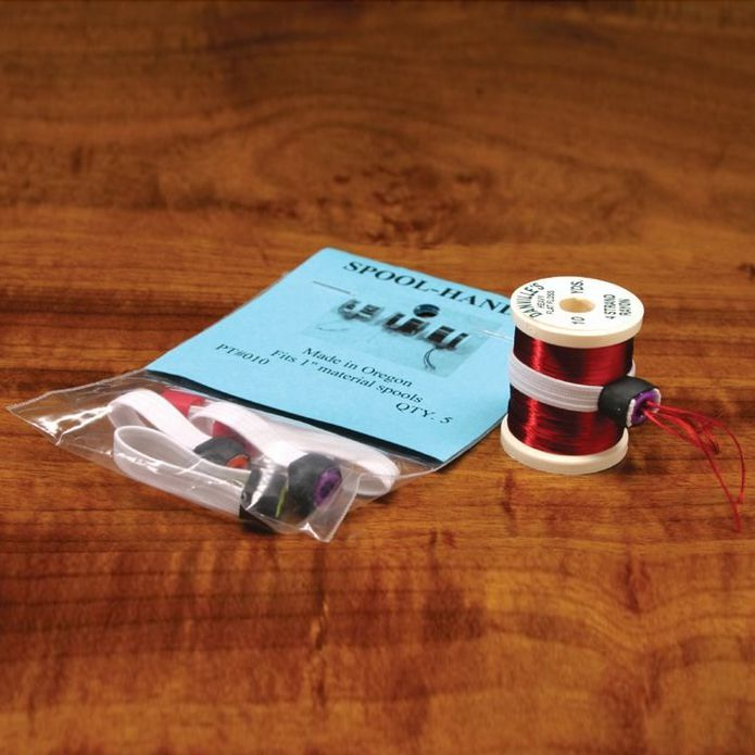 Hareline Fly Tying Spool Hands