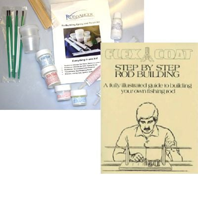 J. Stockard Rod Building Supplies and Instructions Kit