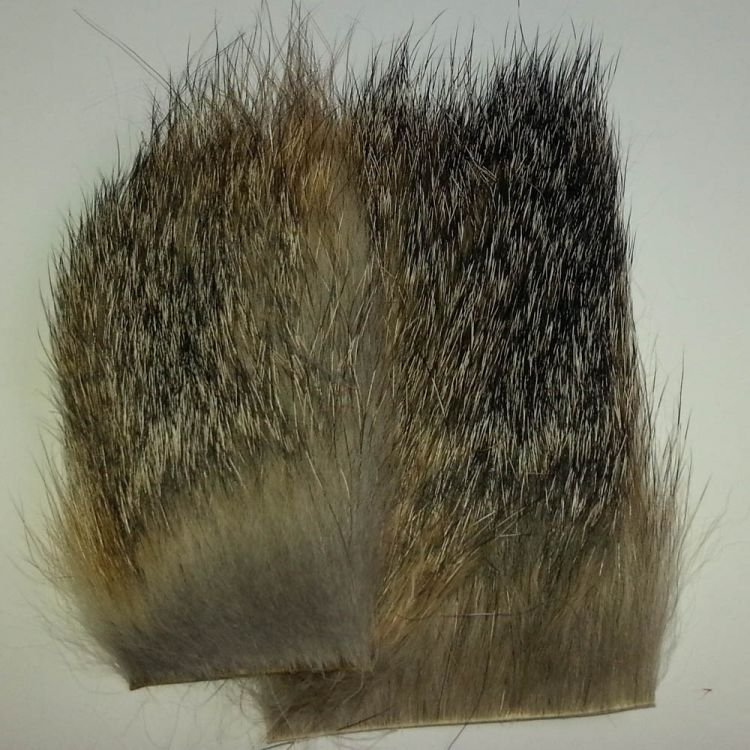 Wapsi Fox Fur Patch