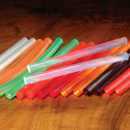 "Hareline 5/16"" Mini Glue Sticks for Egg Flies"