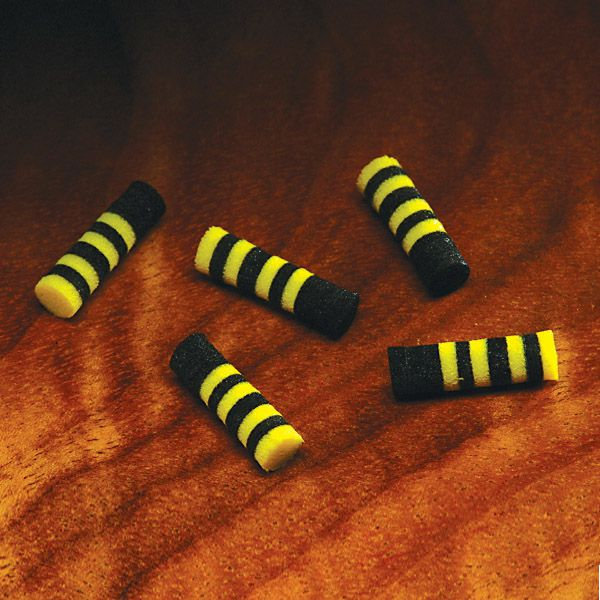 Rainy's Bumble Bee Foam Poppers 3/16""