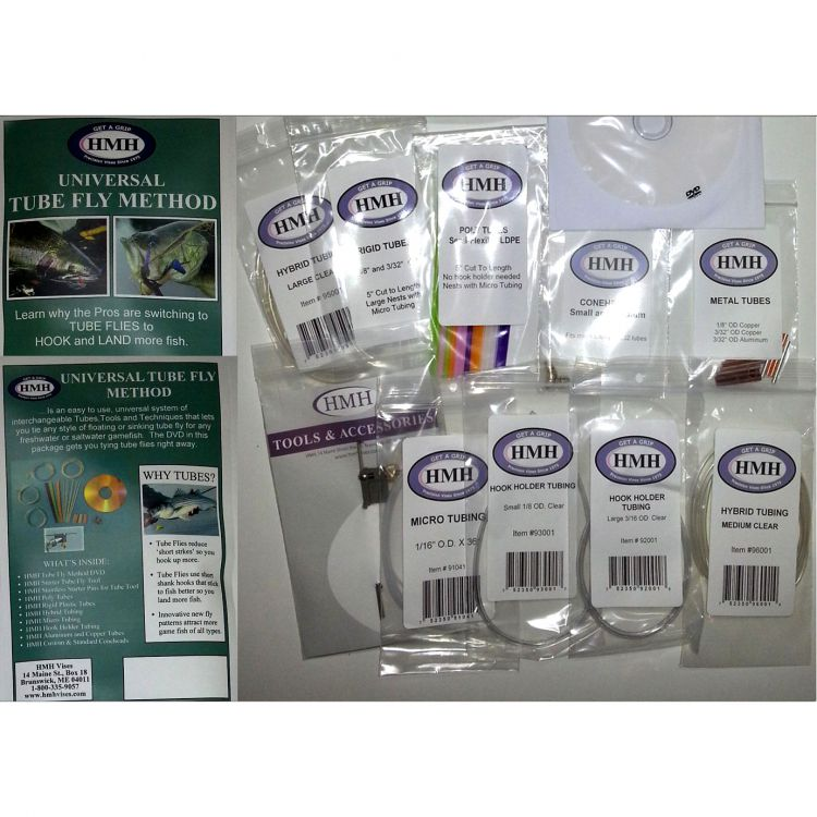 HMH Universal Tube Fly Method Kit