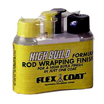 Flex Coat High Build Wrap Finish
