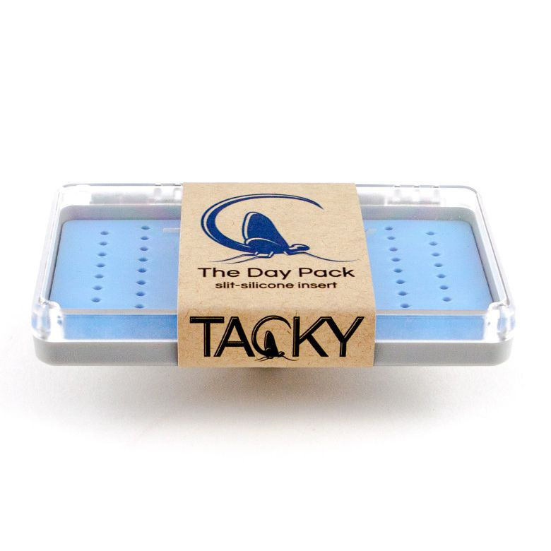 Tacky Fishing Day Pack Fly Box
