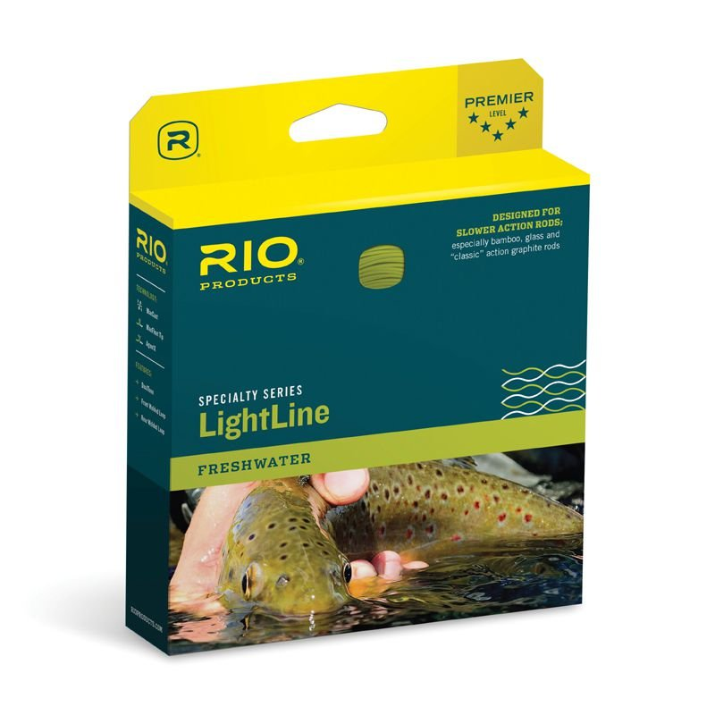 RIO Products LightLine Fly Line