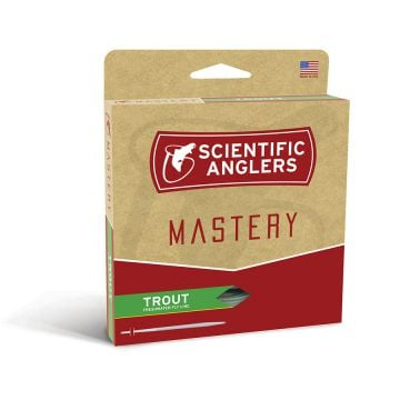 Scientific Anglers Mastery Trout Fly Line