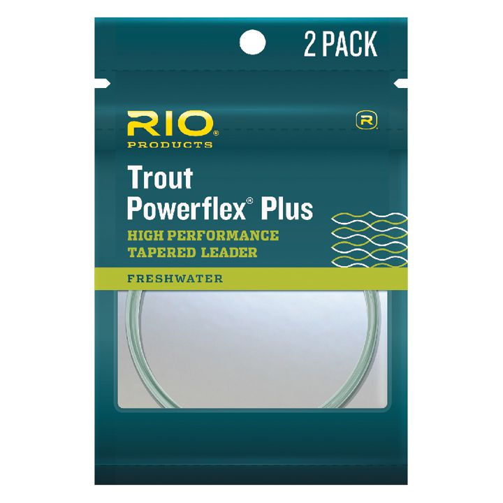 RIO Products Powerflex Plus Leader 2 Pack